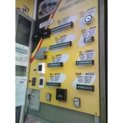 Cerraduras Electromagneticas